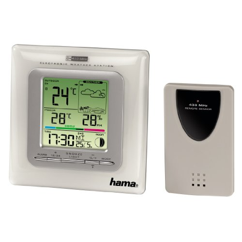Hama Elektronische Wetterstation