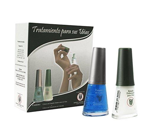 Duitse chemische nagelverharder tinctuur en behandeling van nagelriemen – pakket 2 x 14 ml – totaal: 28 ml