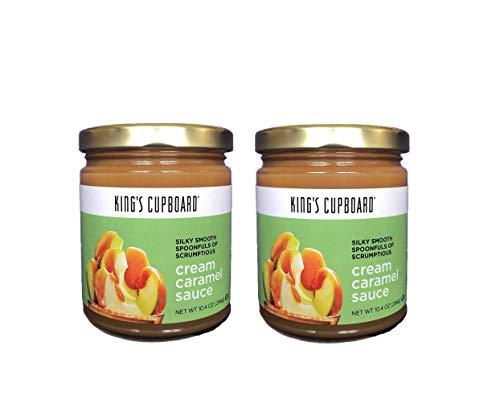 Cream Caramel Sauce, 2 Count