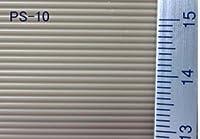 模型材料 パターンシート 壁材・屋根材【コルゲートサイディング】 6種類 (PS-10(コルゲート 1/160スケール))