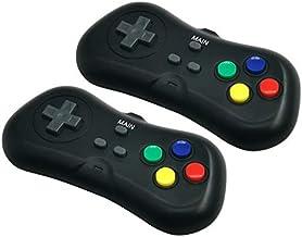Jhana Mini console sans fil avec 638 jeux en 1, console de jeu vidéo rétro 8 bits, sortie HDMI, nouveauté (noir)