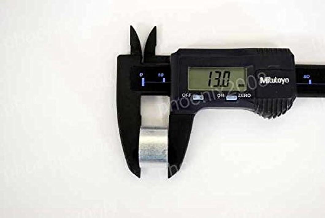 タイトル水平指令2809 汎用 スチール 13mm アクスルカラー モンキー DAX NSR