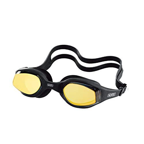 Oculos Tempest Mirror Speedo Único Preto Espelhado