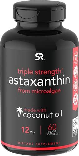 Astaxanthin Nutritional Supplements