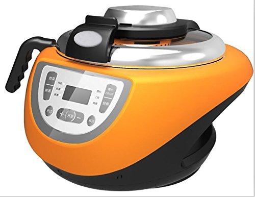 SHANGXIAN Electric Automatic Cooking Pot Reservation Time Intelligent Wok Robot Smokeless, Zero Radiation