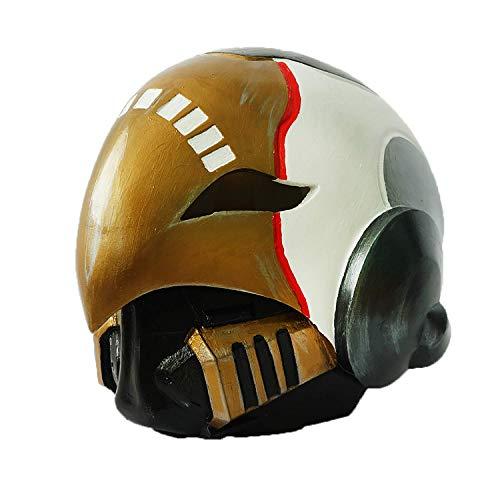 Entworfen von Celestial Nighthawk Helm, Cosplay Kostüm Zubehör, Gratis Destiny Banner
