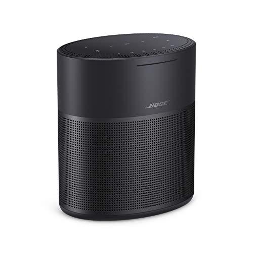 Bose Home Speaker 300, with Amazon Alexa built-in, Black