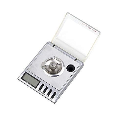 Taschenwaage Feinwaage Digitalwaage WaageWiegemodus Tasche 30g 0,001g digitale tragbare Waage hochpräzise Waage
