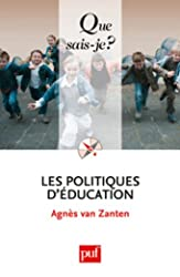 Les politiques d'éducation d'Agnès Van Zanten