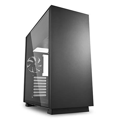 Sharkoon Pure Steel PC Gehäuse Schwarz
