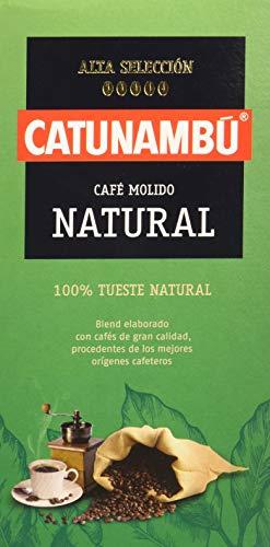 Catunambú - Café Molido Natural, 250 Gramos