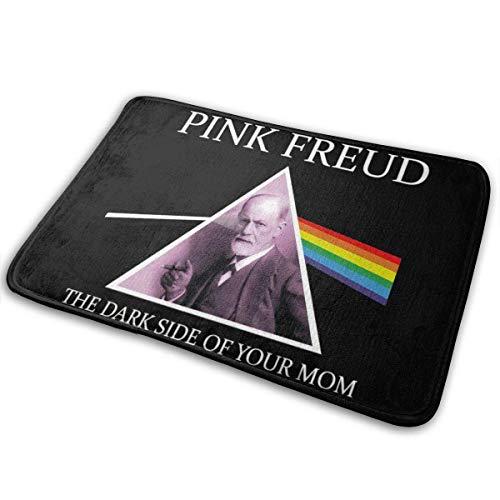 Pinkfreud Tappeto Regalo The Dark Side of Your Mom Tappeto da 15.7 'x 23.5' Tappetino Antiscivolo Sbiadito per Esterni Tappetino per Interni