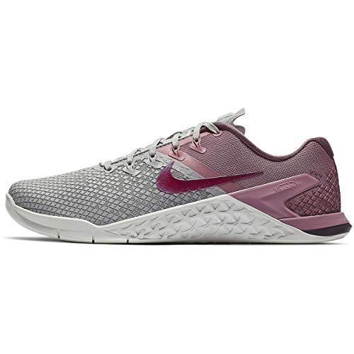 Nike WMNS Metcon 4 XD Women's Training Shoe Atmosphere Grey/True Berry-Plum DUST 11.0