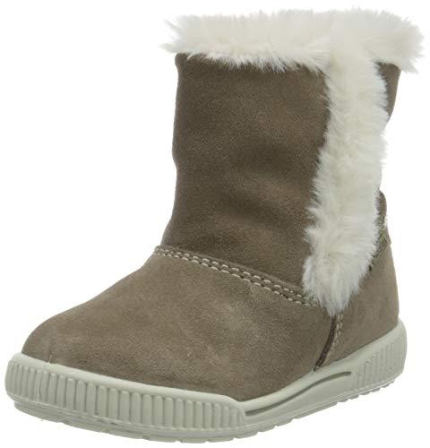 Primigi Baby-Mädchen PRIGT 63616 First Walker Shoe, Marmotta, 26 EU