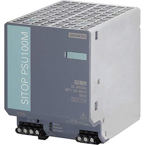 Siemens sitop power - Fuente alimentación sitop psu100m 20a 120-230v corriente continua