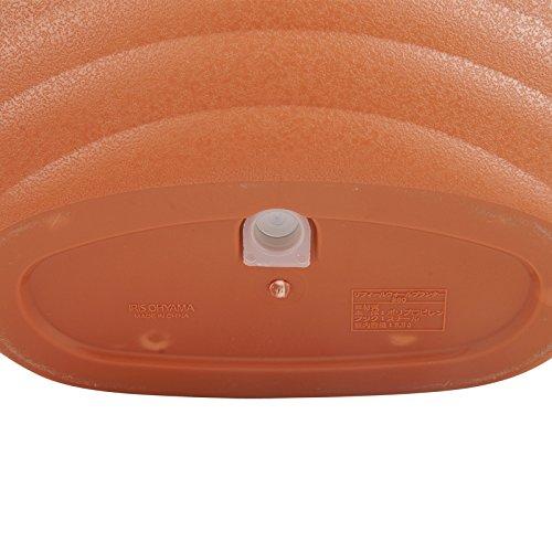 アイリスオーヤマプランターリフィールウォールプランター250テラコッタブラウン幅25×奥行27.5×高さ21