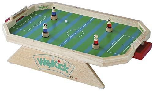 Tisch-Fußballspiel, grün für 2 - 4 Spieler von WeyKick