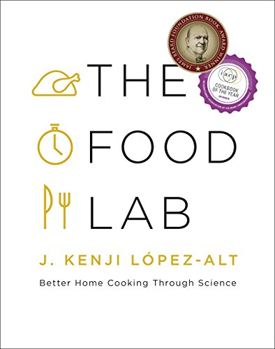 The Food Lab: Better Home Cooking Through Science by [Cherie Mason, J. Kenji López-Alt]