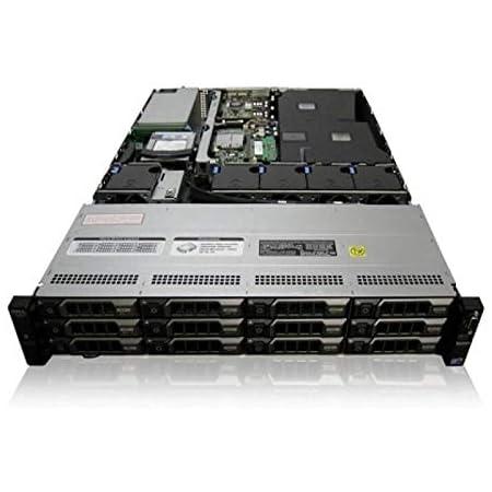 Dell PowerEdge R510 12B E5620 Quad Core 2.4Ghz 32GB 2X 300GB H700 (Renewed)