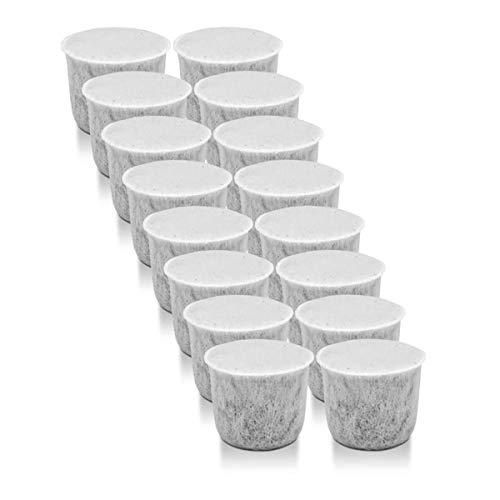 4x WMF Wasserfilter Aktivkohle für KaffeePadmaschinen