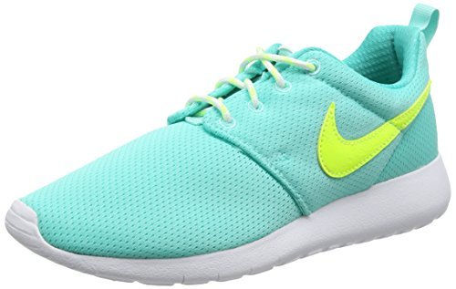 Nike Roshe One (GS), Zapatillas de Running Mujer, Turquesa (Hyper Turq/Volt-Clear Jade-White), 38