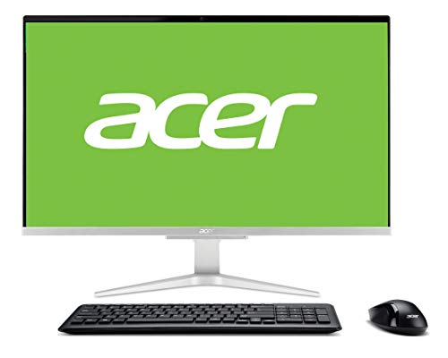 Acer Aspire C27-865 - Ordenador de sobremesa todo en uno de 27' FHD (Intel Core i5-8250, 8 GB RAM, 1 TB HDD, Nvidia GeForce MX 130, Windows 10 Home) negro