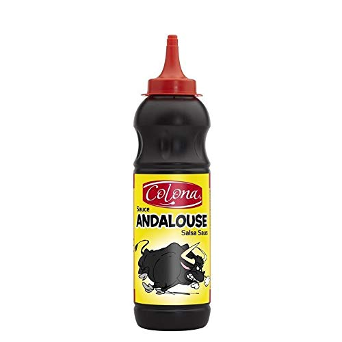 Colona Andalusische Sauce 480G Large Format (Satz 4)