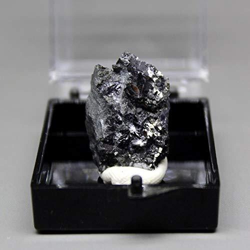 SDJH 100% Natural Malaquita Turmalina Negra Wolframita Realgar Mineral Espécimen Piedras y Cristales Cristales curativos Cuarzo, Wolframita