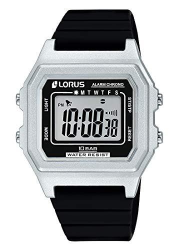 Lorus Reloj para de Cuarzo con Correa en Silicona R2311NX9