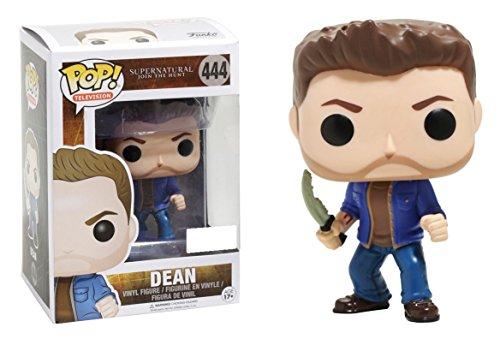 Funko 12390 – Figura de Dean de Supernatural con Cuchillo