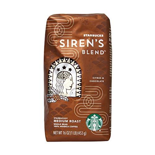 Starbucks Whole Bean- Siren's Blend