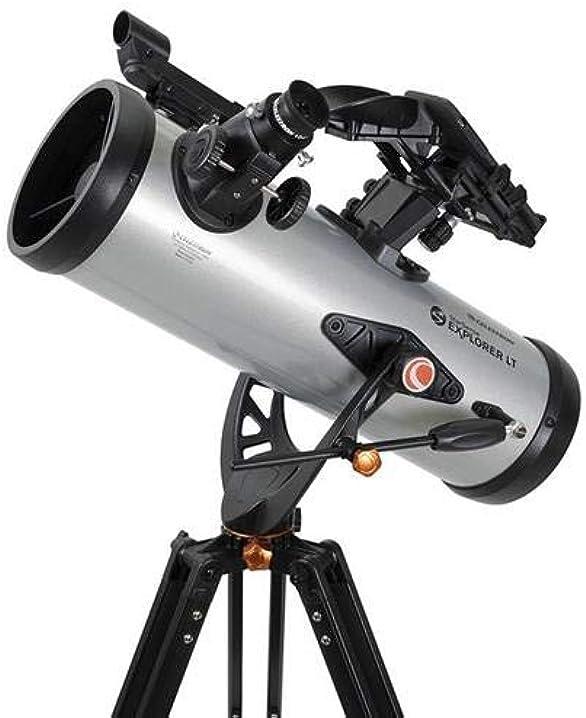 Telescopio celestron starsense explorer lt114 az c22452