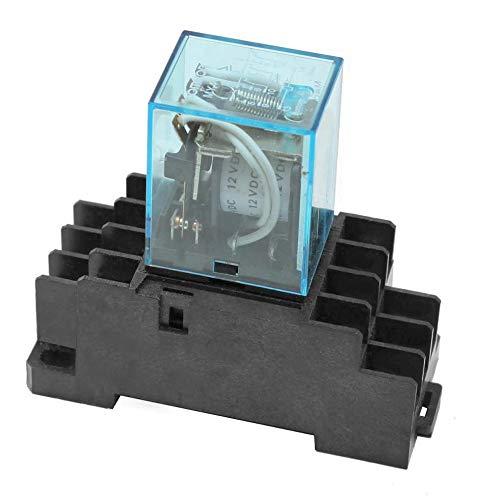 Relais 4x UM auch für Hutschiene geeignet in 2 Spannungen wählbar 12V oder 230V (230V AC)