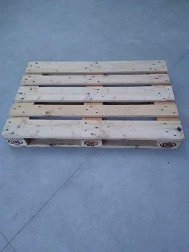 Palettes EUROPE EPAL Neuves Plots Bois 80x120cm pour décoration intérieure ou...