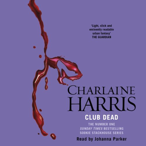 Club Dead audiobook cover art