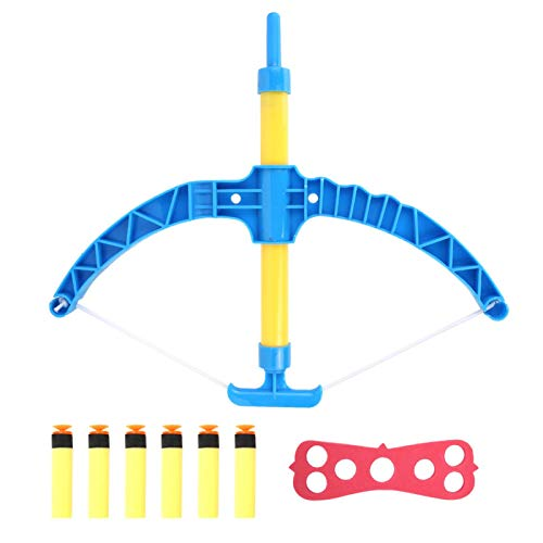 Emoshayoga Archery Gun Toys Bow Toy Bow Target Lightweight for Kids