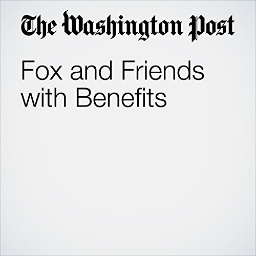 Fox and Friends with Benefits audiobook cover art