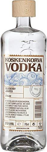 Koskenkorva Blueberry Juniper Vodka, 70cl