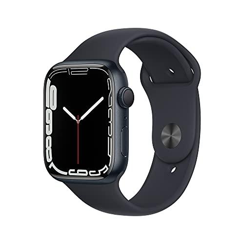 Apple Watch Series7 GPS, 45mm Midnight...