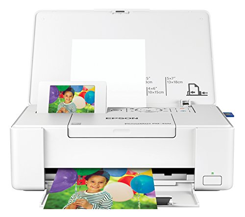 Epson PictureMate Wireless Compact Color Photo Printer
