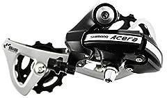 Shimano Acera M360 7 8-Speed Rear Derailleur with SmartCage, Black