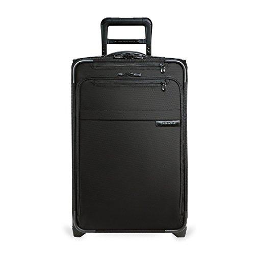 Briggs & Riley Baseline Domestic Carry-On Expandable Upright U122CX (BLACK)