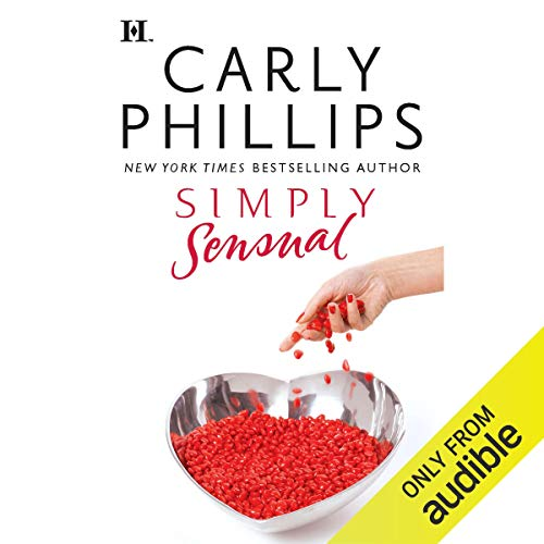Simply Sensual audiobook cover art