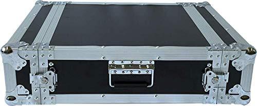BST FL-2U Flight Case 2 HE Rack