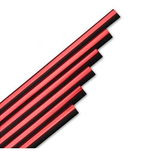 ZHANGERDAN Tira de decoración de salida de rejilla de ventilación de salida de aire acondicionado interior de coche.Para BMW m3 m5 e46 e39 e36 e90 e60 f30 e30 e34 f10 e53