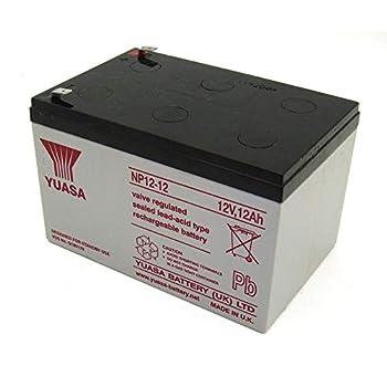 yuasa np12 12 battery charger