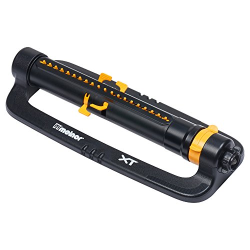 Melnor XT4100 XT Turbo Oscillating Sprinkler