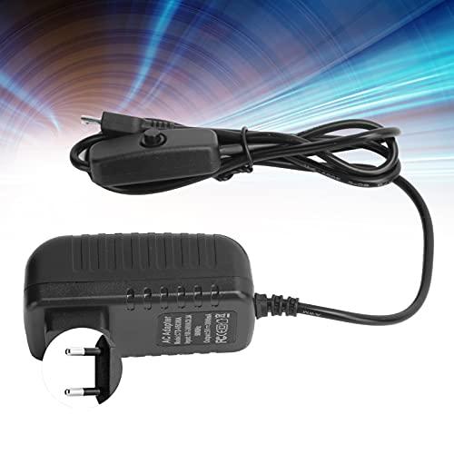Voluxe Adaptador USB Integrado, Fuente de alimentación de plástico de 15 W para el hogar para computadora para Viajes para computadora portátil(Transl)