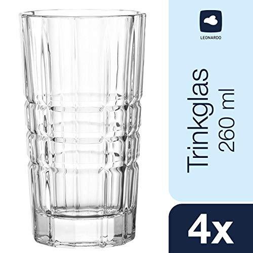 LEONARDO HOME 22759 Longdrinkgläser, Glas