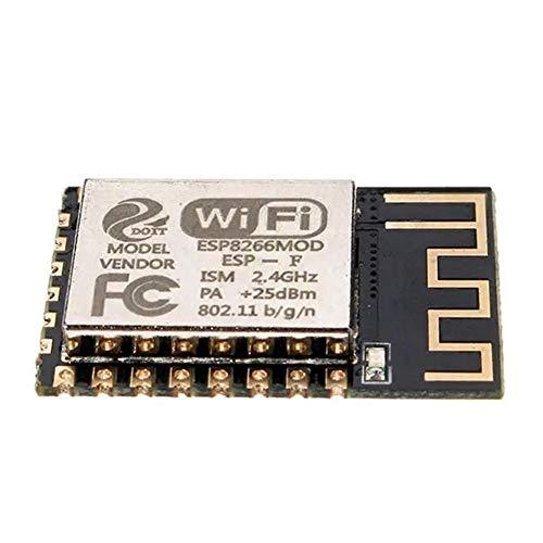 N\A ESP-F ESP8266 Remoto Puerto Serie WiFi IO Módulo 3 Piezas Nodemcu Lua RC Autenticidad Compatible con ESP-12F